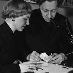 Nanna and Jørgen Ditzel