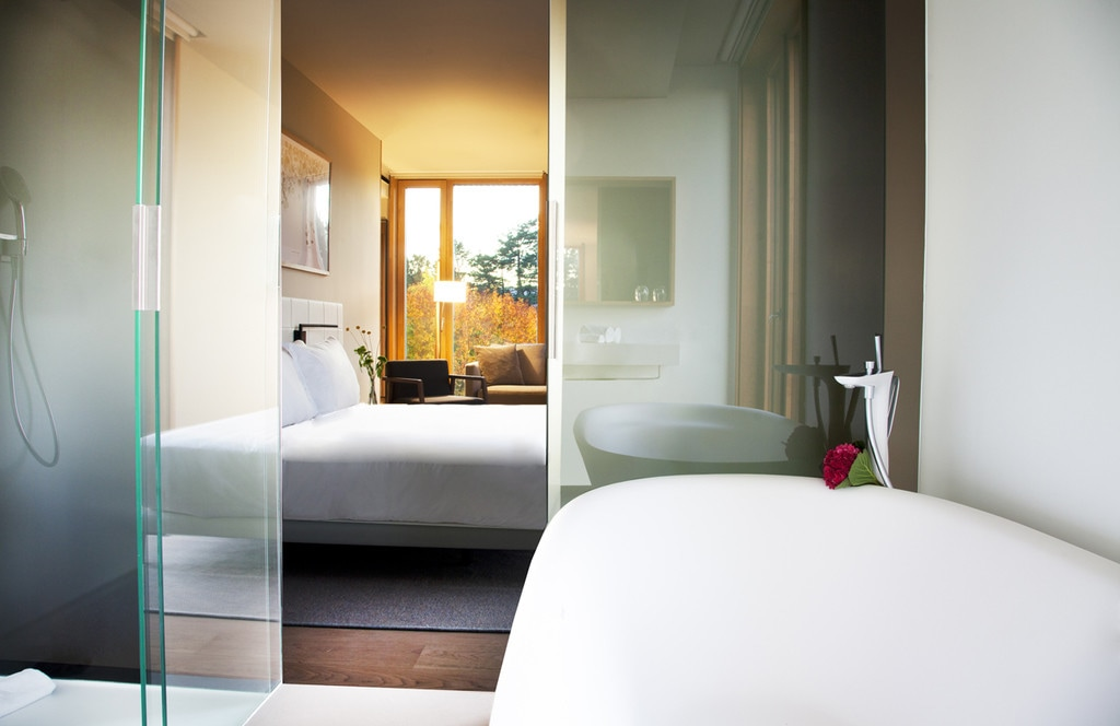 Bathroom Arima Hotel