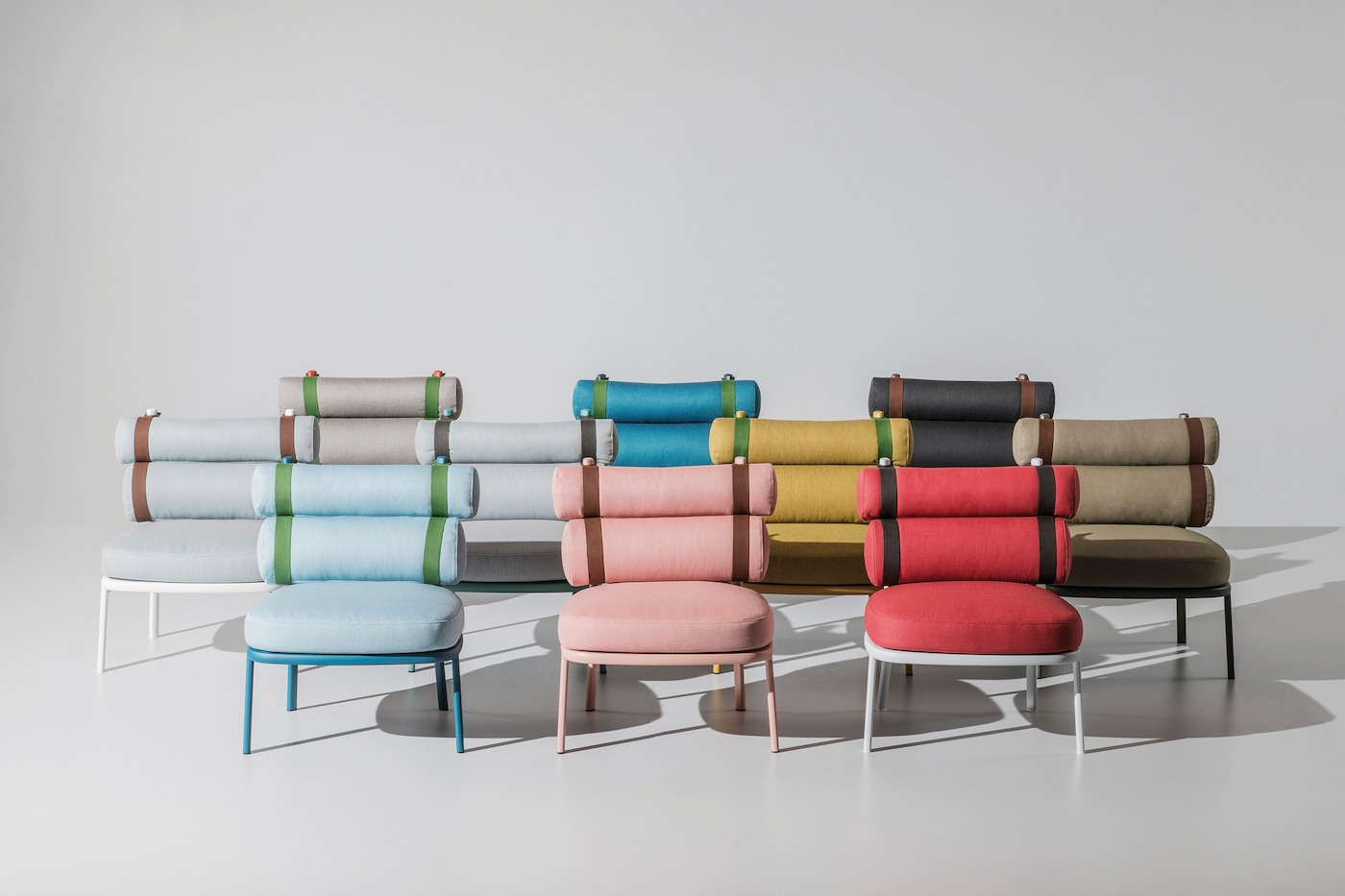 Kettal roll easy outdoor chair