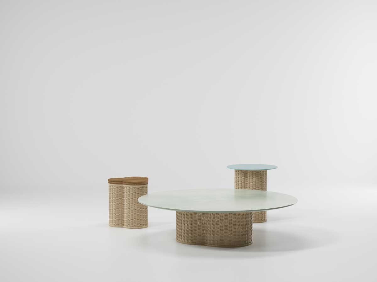 Kettal Vimini tables