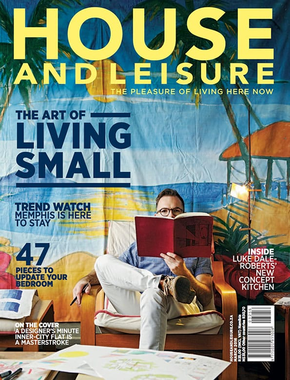 House & Leisure March 2016 Front Cover