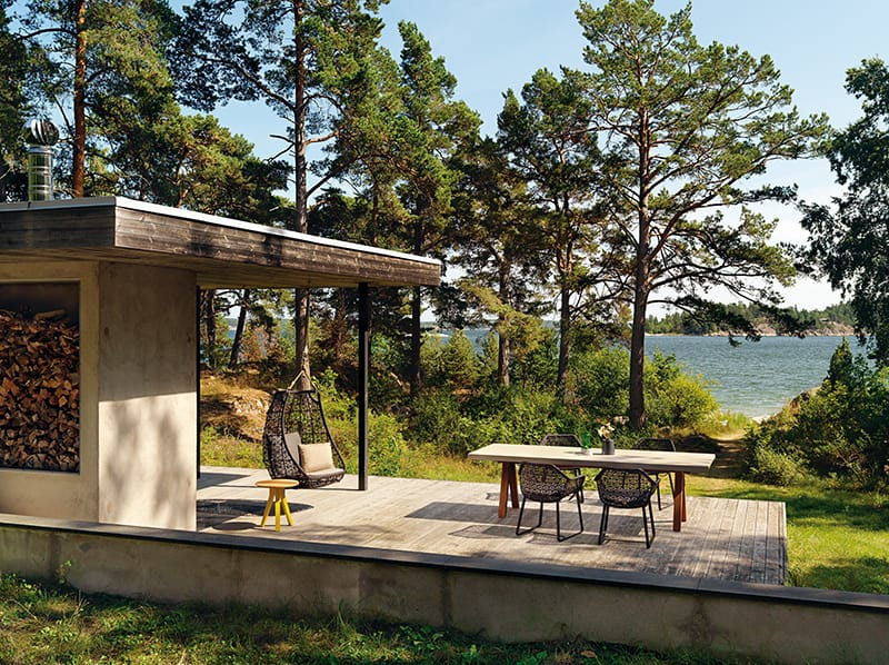 Kettal outdoor Funiture
