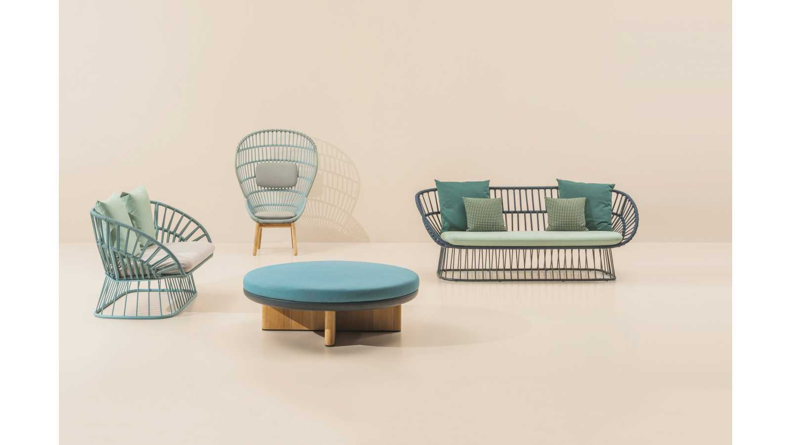 Kettal Cala Outdoor Furniture