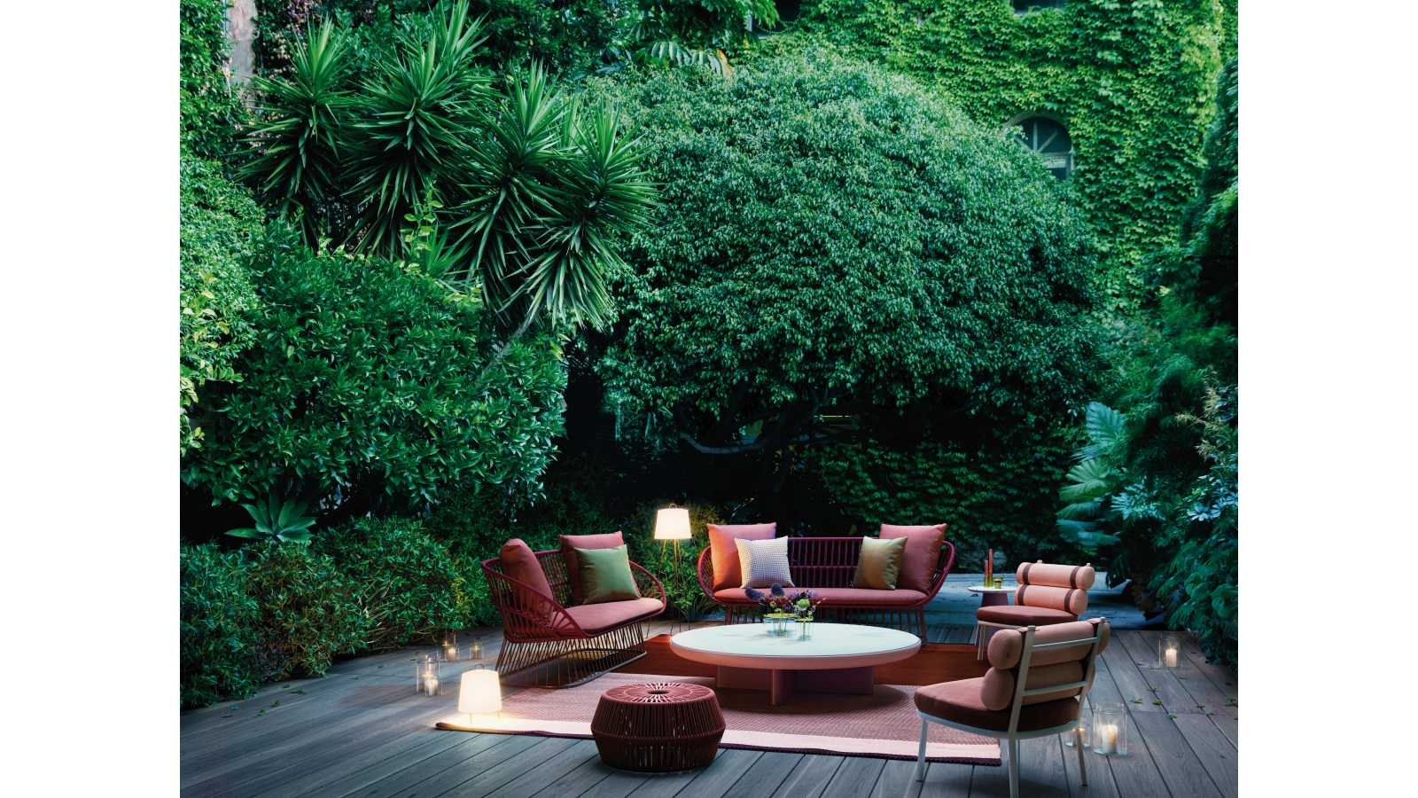 Kettal Cala Outdoor Furniture