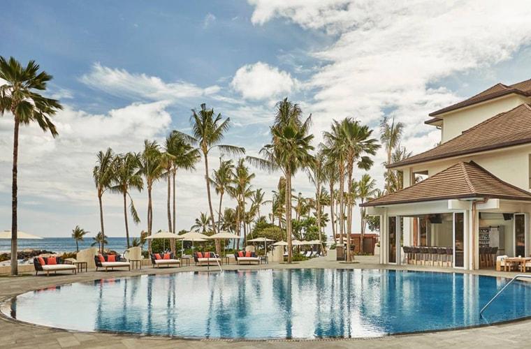 Four Seasons Hotel In Hawaii Beautiful Outdoor Areas
