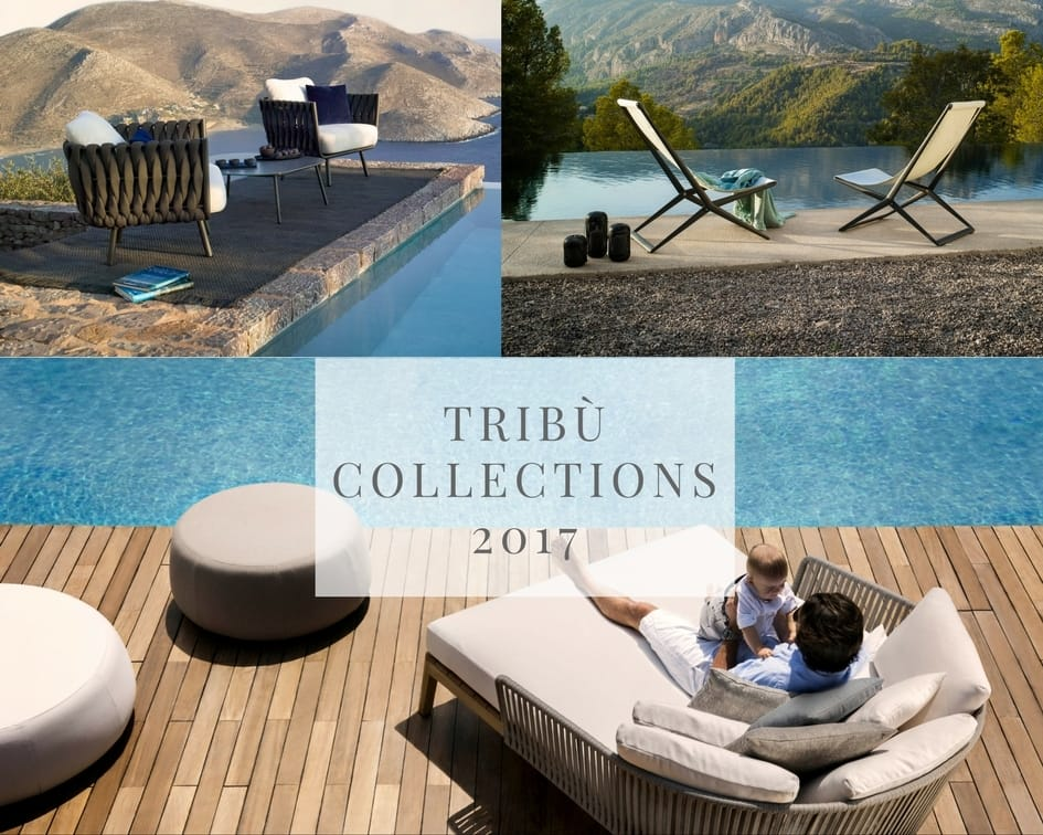 Tribu outdoor collections 2017