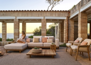 Lage Lounge Stoel.Collections Marlanteak Outdoor Furniture